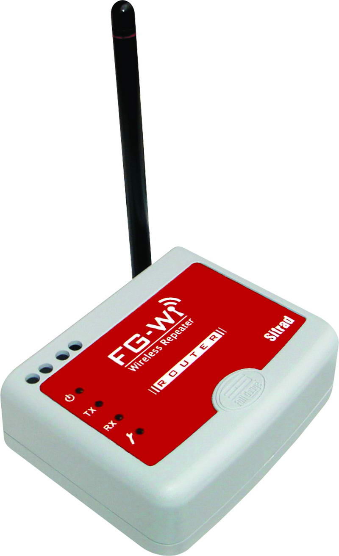 FG-Wi Router - ACCESORIO SITRAD