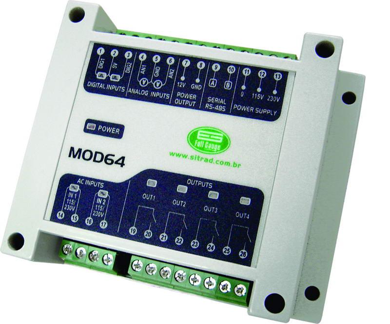 MOD64 - MODULO EXPANSOR