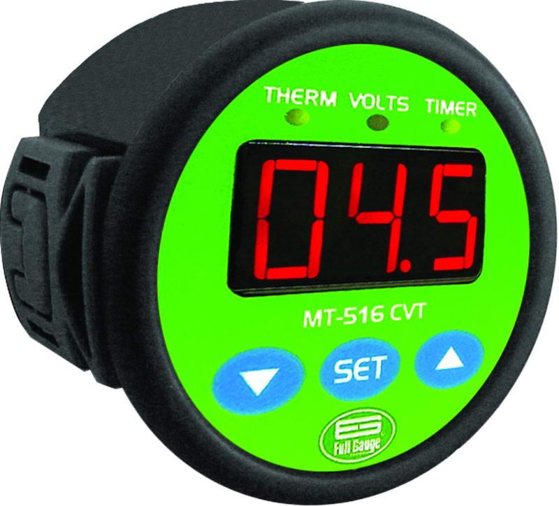 MT-516CVT - CONTROL DE TEMPERATURA