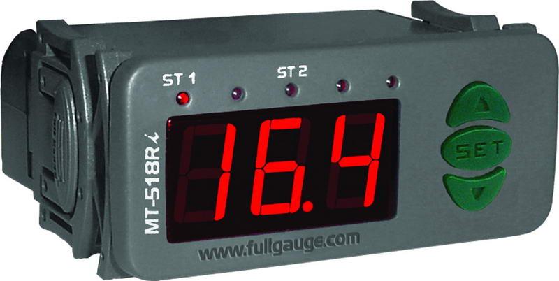 MT-518R i - CONTROLES DE TEMPERATURA
