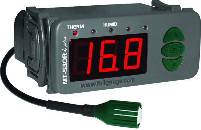 MT-530 súper - CONTROL DE TEMPERATURA Y HUMEDAD