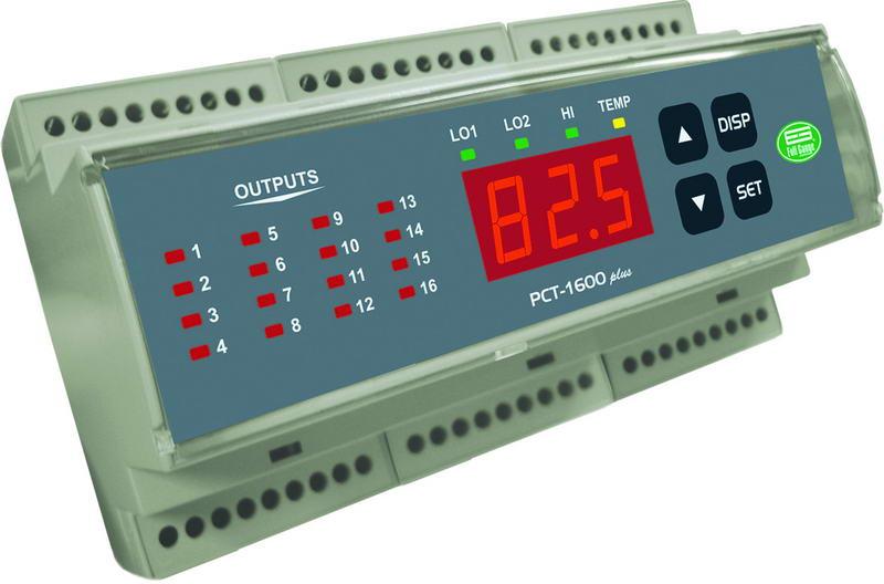 PCT-1610 plus - CONTROL DE PRESIÓN