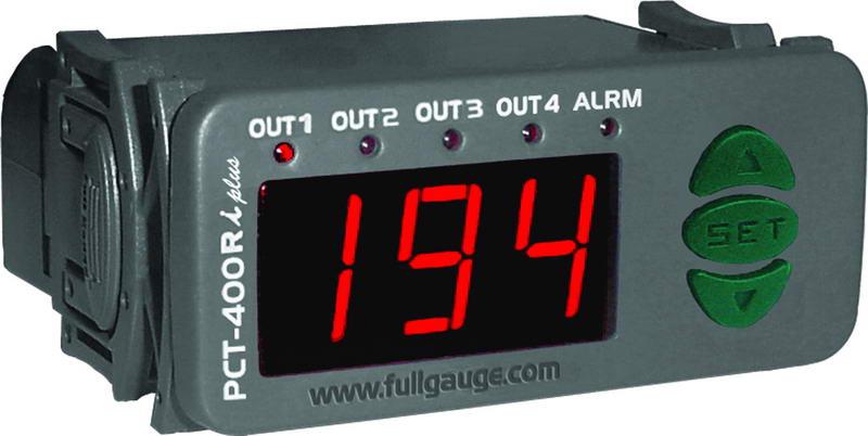 PCT- 400R i plus - CONTROL DE PRESIÓN
