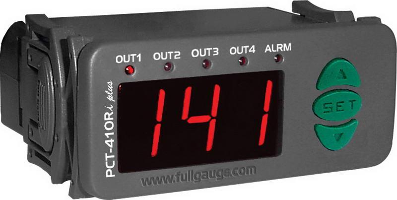 PCT- 410R i plus - CONTROL DE PRESIÓN