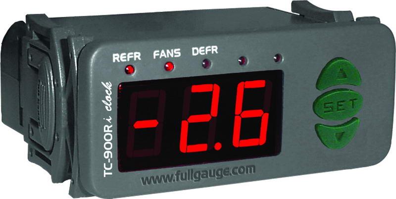 TC-900R i clock - CONTROL PARA CONGELADOS