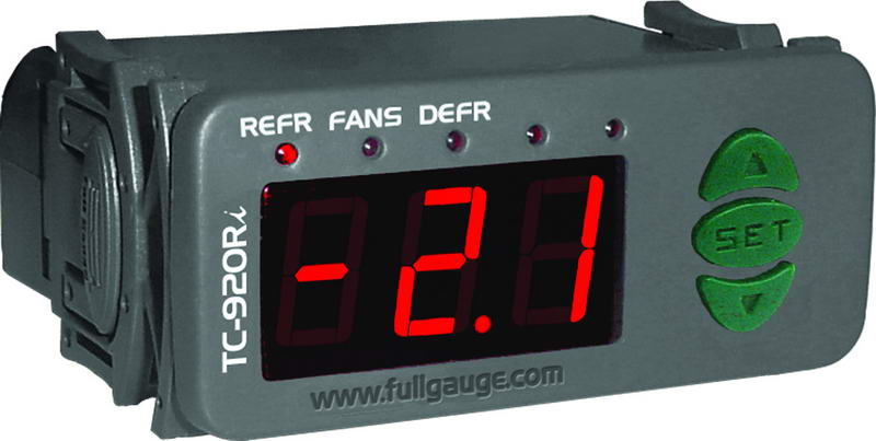 TC-920R i - CONTROL PARA CONGELADOS