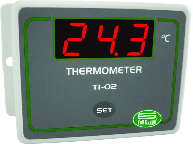 TI-02 - TERMOMETRO