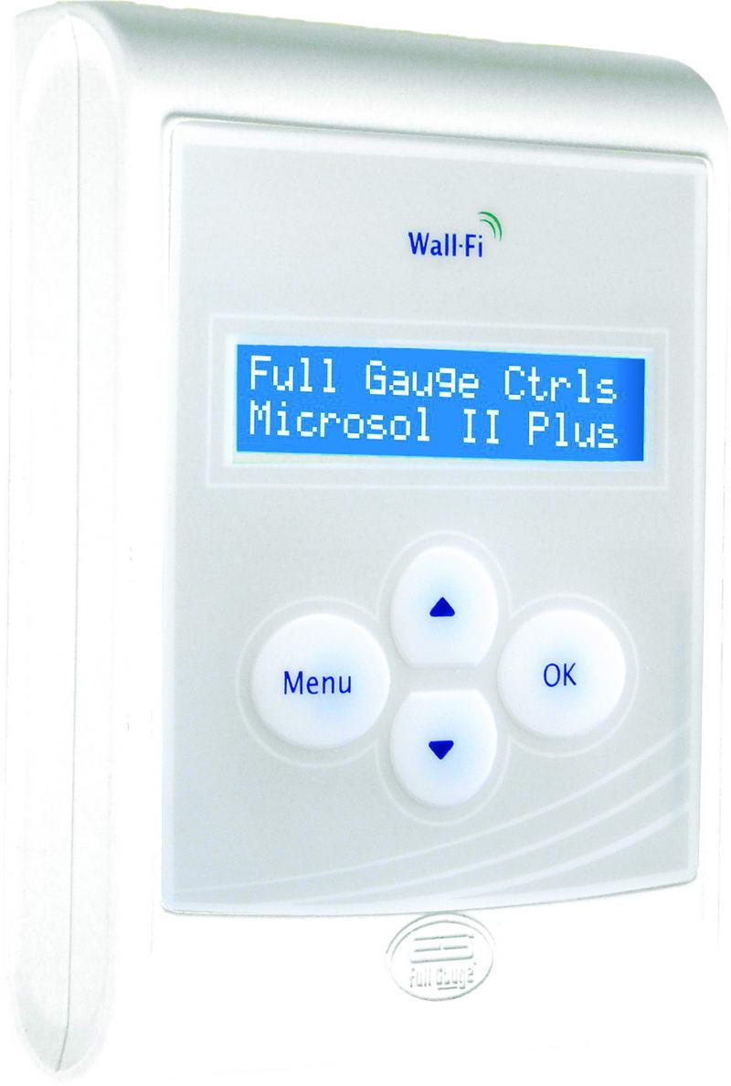 Wall-Fi - INTERFAZ REMOTA