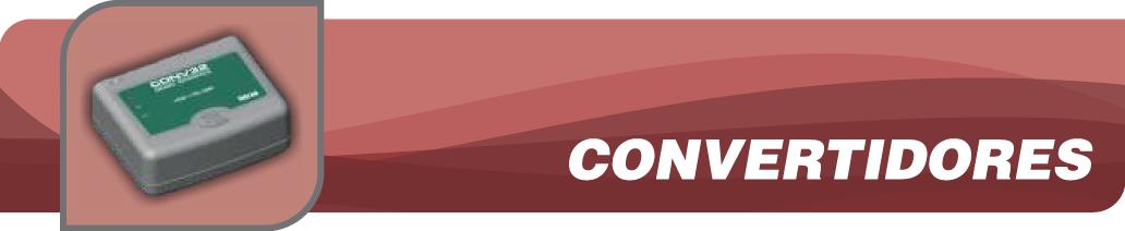 CONTROLADORES - CONVERTIDORES