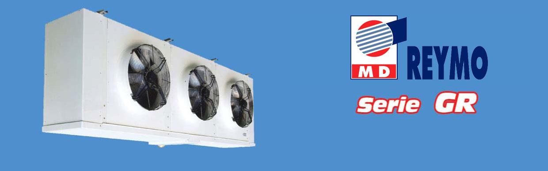 Evaporadores REYMO GR