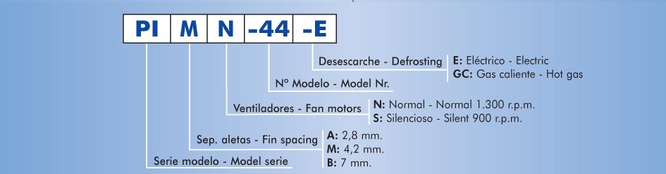 Modelos REYMO PI COMERCIAL