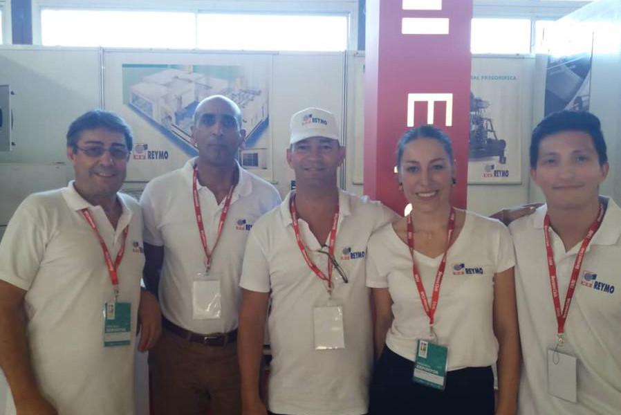 REYMO EXPORT-IMPORT S.L participa en FIHAV 2018 LA HABANA